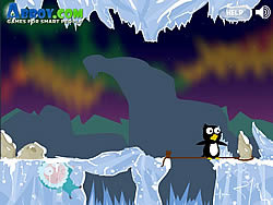 Peter the Penguin game
