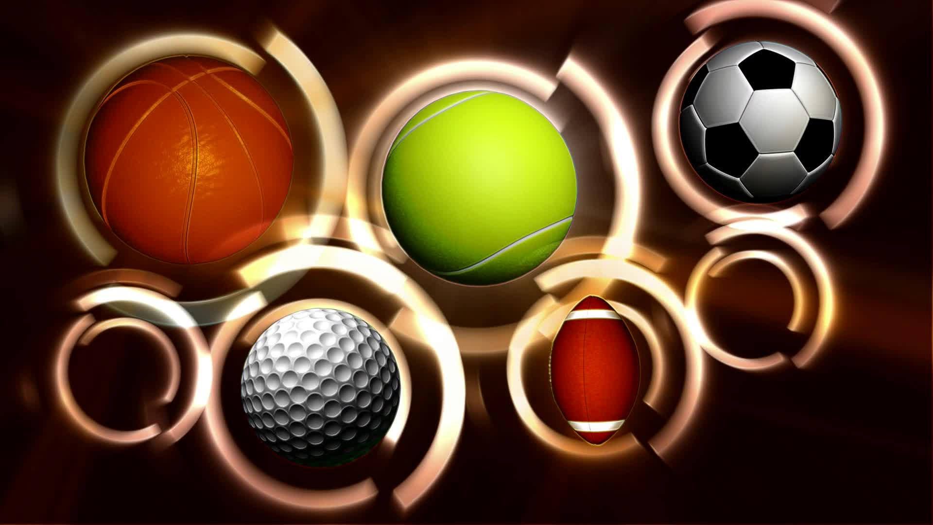 Watch free video Sport Motion Background