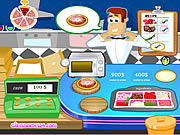 Pizza Dazzle game