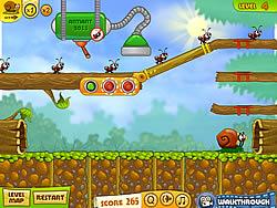 Snail Bob 2 لعبة