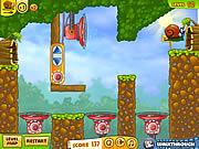 เล่นเกมฟรี Snail Bob 2