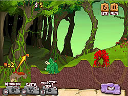 Cavemen vs Dinosaurs game