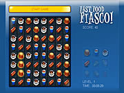 Fast Food Fiasco game
