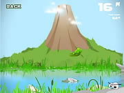 Frog Hopper game