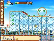 เล่นเกมฟรี Rollercoaster Creator 2