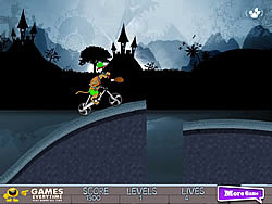 Scooby Doo Ride game