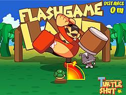 Turtle Shot game