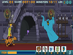 Scooby Bag Of Power Potions game