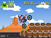 Mini Moto Jump Bike game