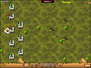 Juega al juego gratis Barbarians at the Gates