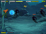 Aquaman Defender of Atlantis game