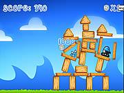 Angry Robots game