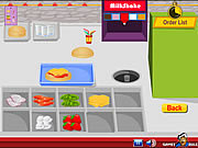 Open Restaurant game
