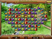 Jucați jocuri gratuite Fruit Match Puzzle