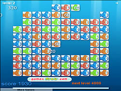 Fishs Puzzle game