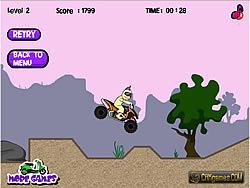 Mr Cak ATV game