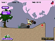 Mr Cak ATV game