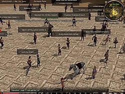Metin2 Online game