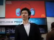 Watch free video McDonald's Commercial: Piccadilly Circus