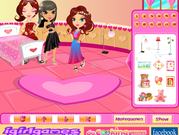 Gorgeous Princess Room game