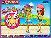 Juega al juego gratis Toto and the Girls