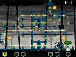 The Railway Robots Road Trip game