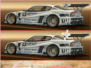 Spot Differences - Race Car game
