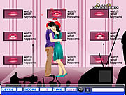 Stage Kiss game