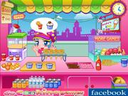 Game Emily Ice Cream Bar
