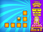 iCarly Memory Blast game