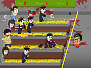 Juega al juego gratis Uncle Weird VS Zombie