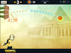 Apocalypse Basketball game