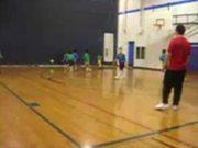 Watch free video Kids soccer part 2