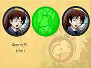 Jiraiya's Peeping Hole game