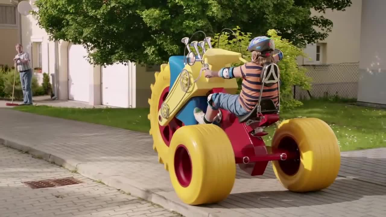 Watch free video Skoda Video: Not Your Everyday Family Car