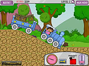 Dora Train Express Game