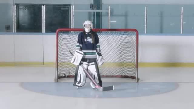 Watch free video Tennis Canada Commercial: Goaltending