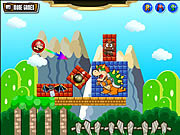 Mario Block Ball game