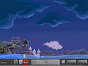 Cannon vs Zombies
