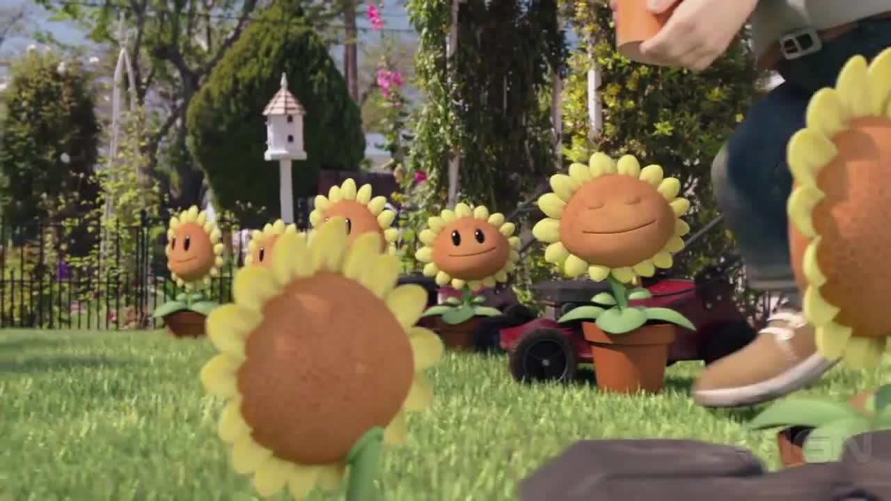 Watch free video Plants vs Zombies 2 Video: It's About Time!