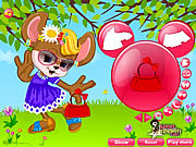 Mini Mouse Dress Up game