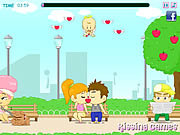 Cupid Kissy Park game
