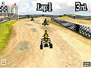 3D Quad Racing game