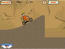 Naruto Bike game