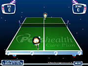 Garfield's Ping Pong game