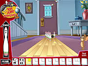 Juega al juego gratis Tom and Jerry Bowling
