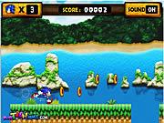 Sonic Runner game