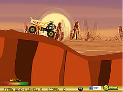 Monster Truck Racer game