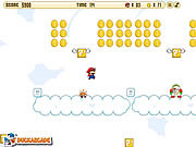 Super Mario Sky game
