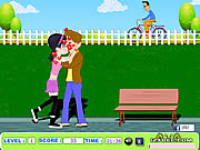Juega al juego gratis Teen Lovers Kiss